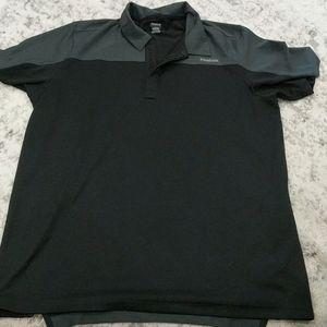 Reebok short sleeve golf shirt